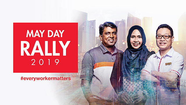 May Day Rally 2019
